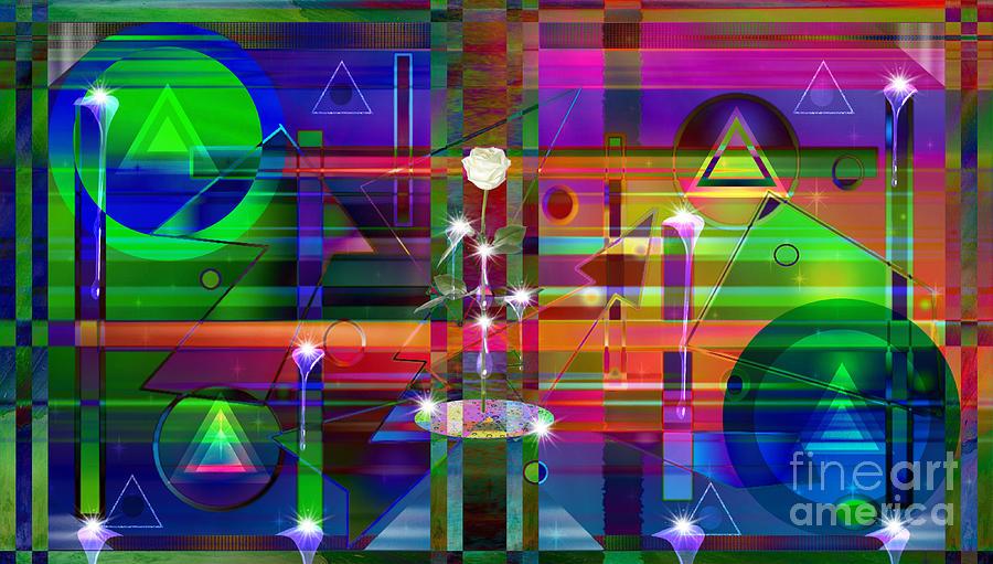 Conflict Summons Change Digital Art