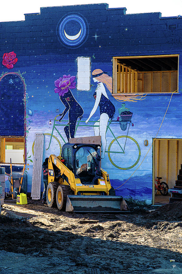 Construction Site by Tom Romeo