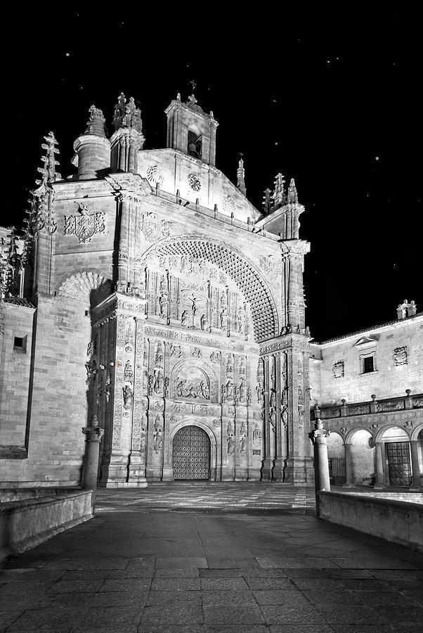 Convento De San Esteban Salamanca Spain Photograph