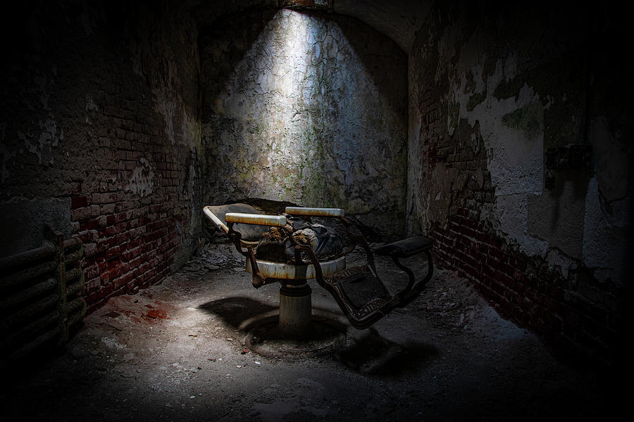 Conversations Eastern State Penitentiary by Ronald Santini