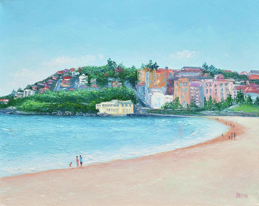 Coogee Beach Sydney Painting