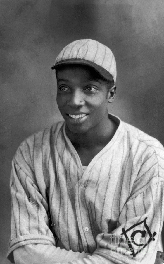 Cool Papa Bell Photograph by National Baseball Hall Of Fame Library