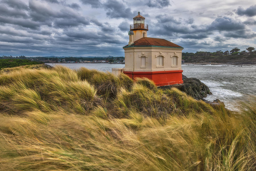 Coquille Winds Photograph