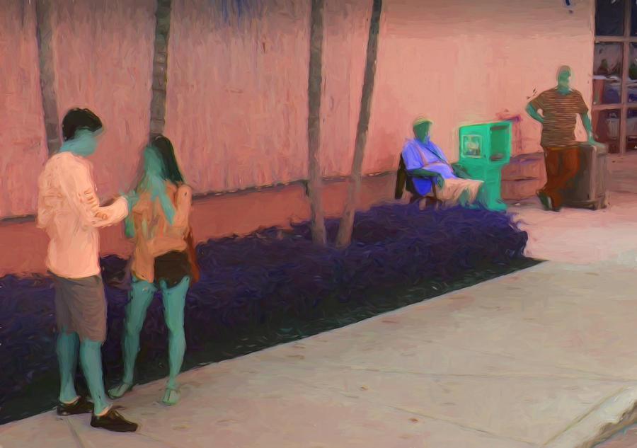 Coral Gables Painting - Coral Gables 2020 - 2663c by Albert Vatveri Studio