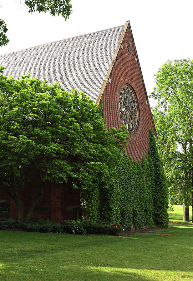 Cornell University - Sage Chapel Photograph