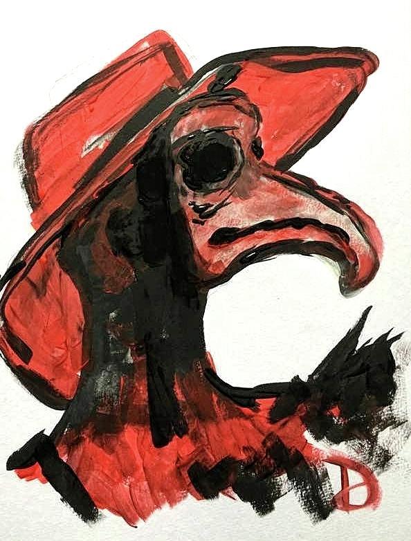 Coronageddon - July The Return of the Bubonic Plague ...
