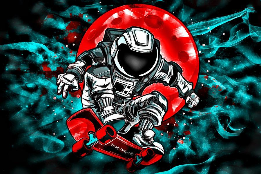 Cosmic Shredder  by Wesley Nesbitt