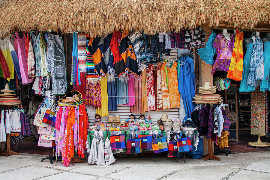 Costa Maya Bazaar Colors by Patti Deters