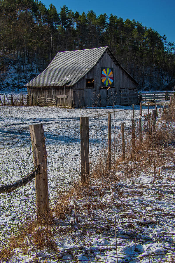 West Virginia Photograph - Country Life by Melissa Southern