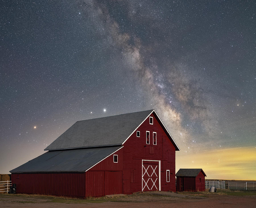 Country Nights Photograph