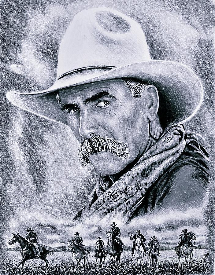 Cowboy Grey Edit Drawing