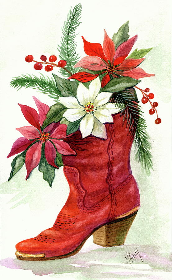 Cowgirl Christmas by Marilyn Smith