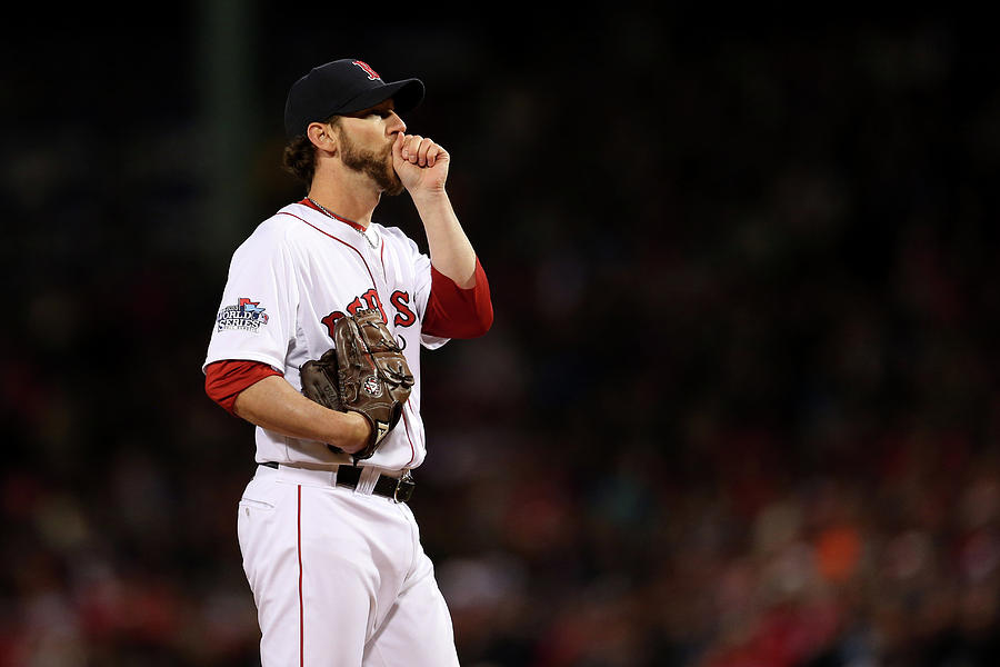 Craig Breslow Photograph by Rob Carr