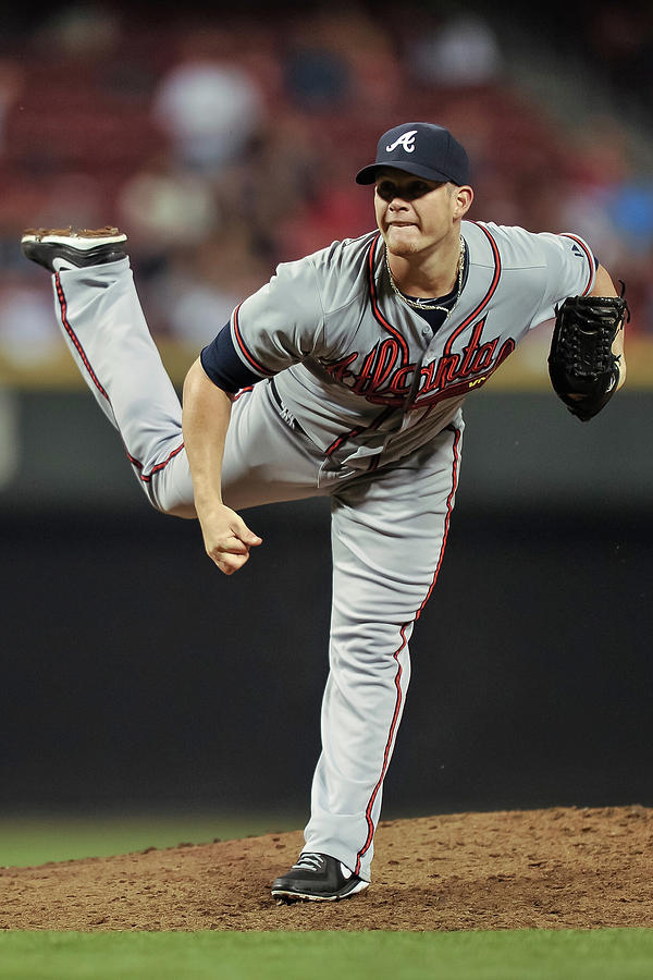 Craig Kimbrel Photograph by Jamie Sabau