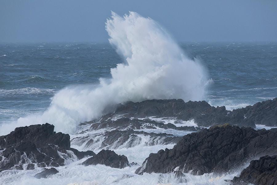 Crashing Wave 2020 Photograph
