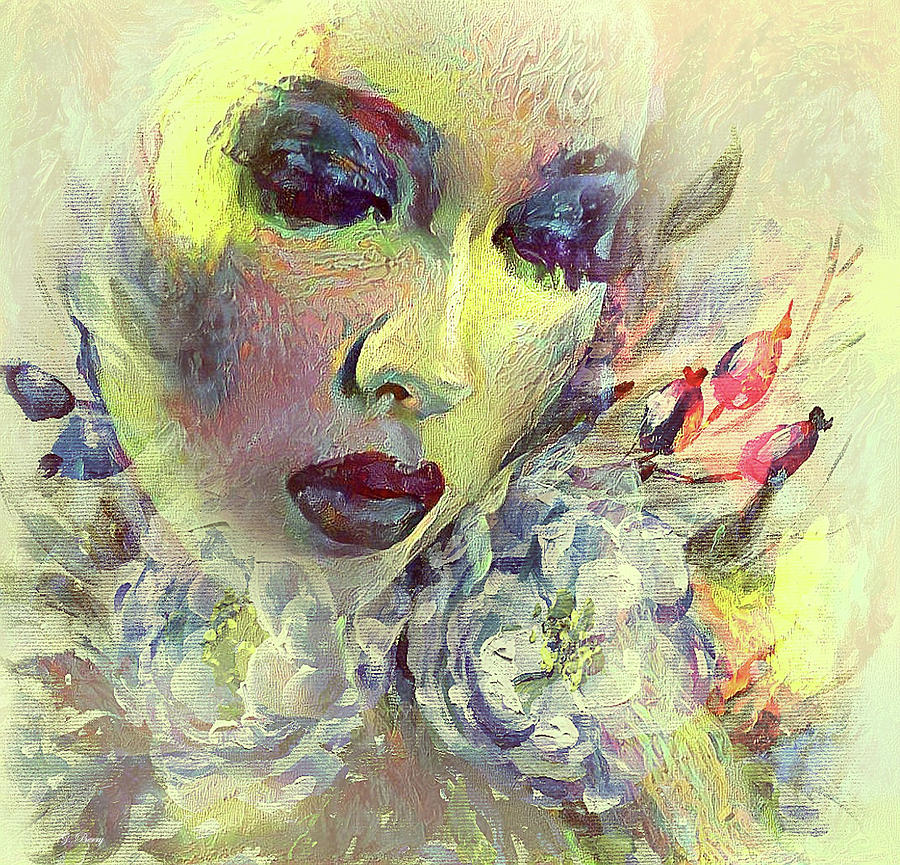 CREATIVITY IN BLOOM 002 by G Berry