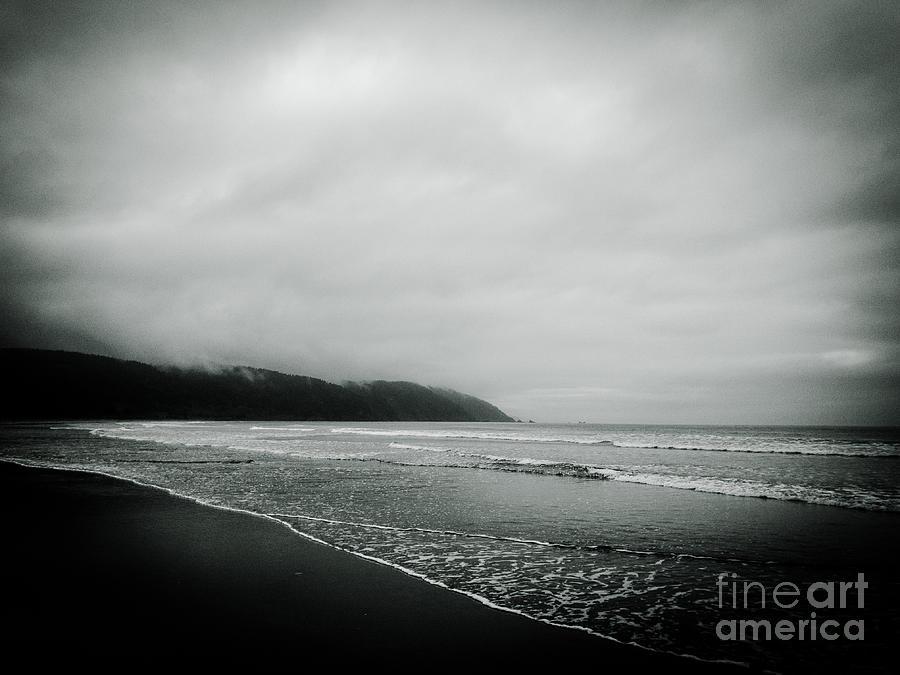 Crescent Beach Photograph