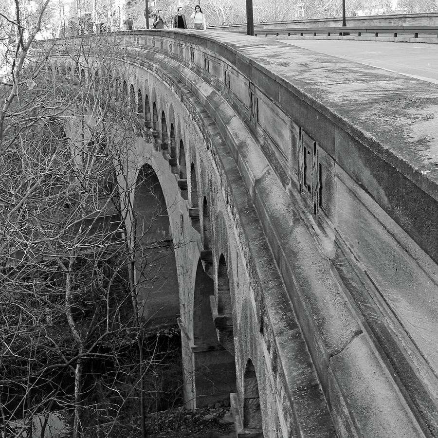 Crossing Dumbarton Bridge - 2 Photograph