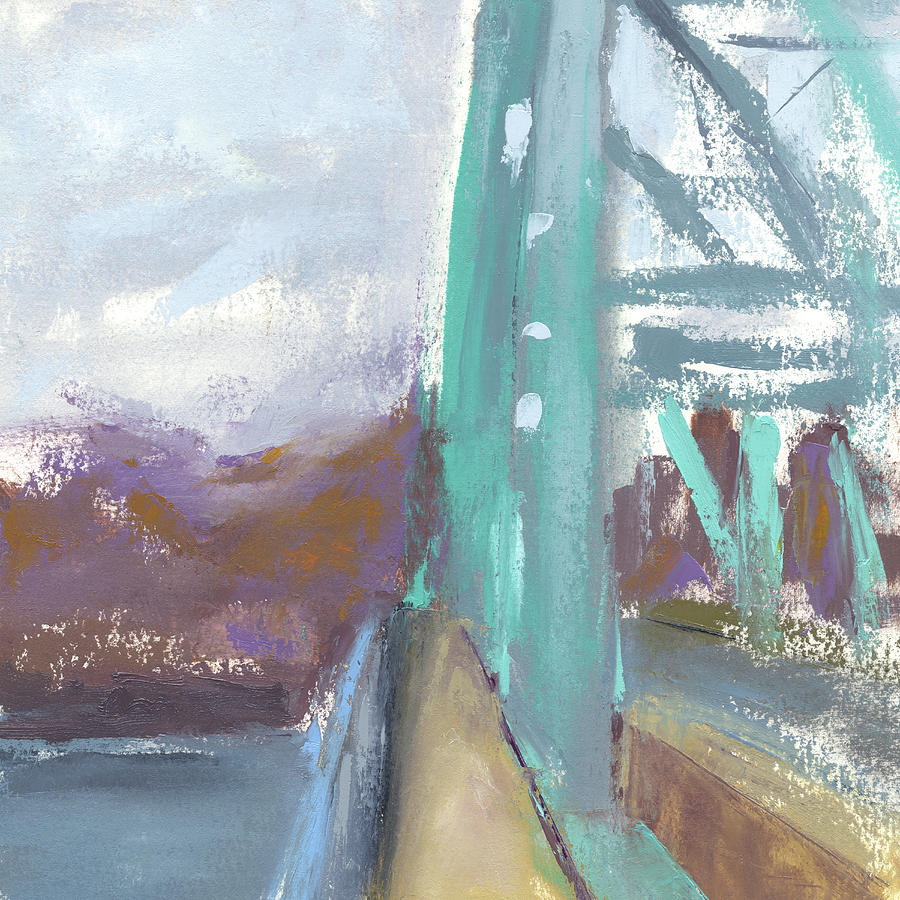 Crossing Sewickley Bridge 192611 by Chris N Rohrbach