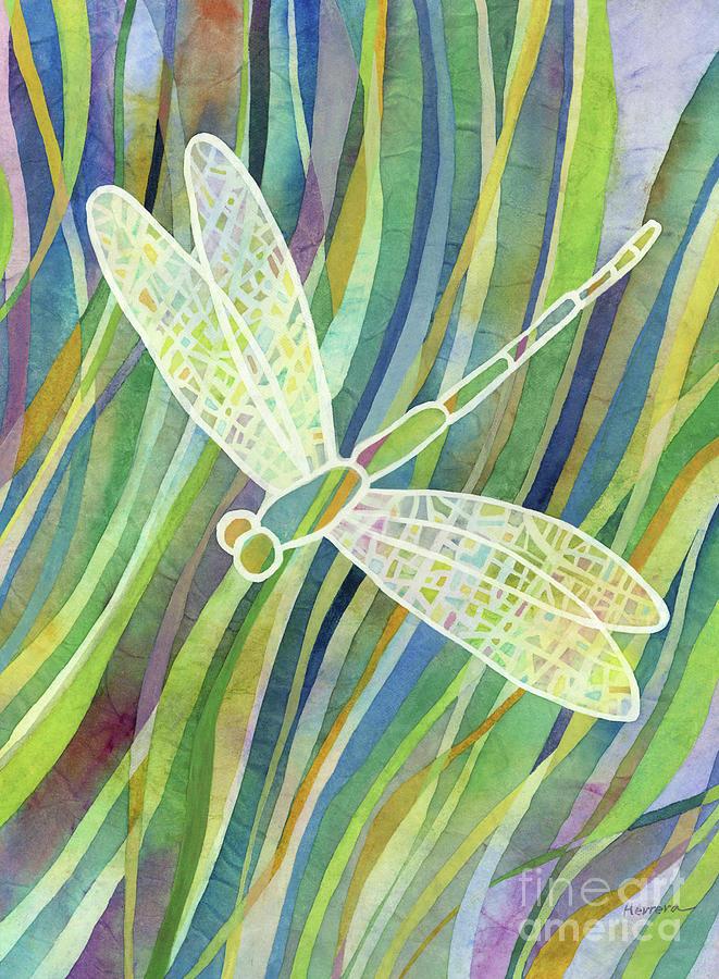 Crystal Wings 2 Painting
