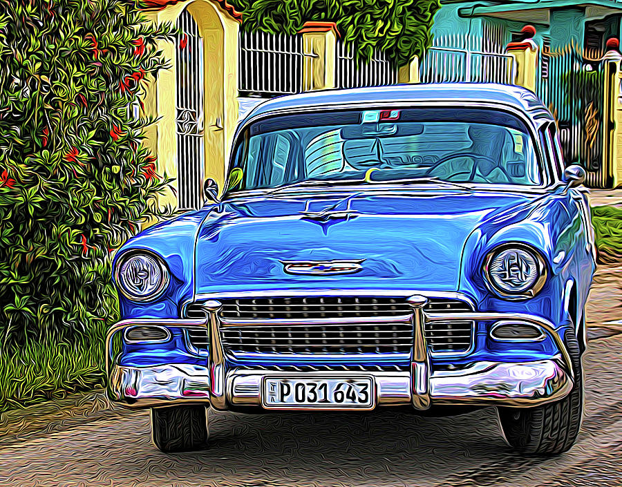 Cuba Bluez by Alice Gipson