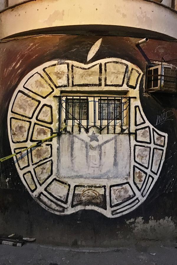 Cuban Apple by Paul Rebmann