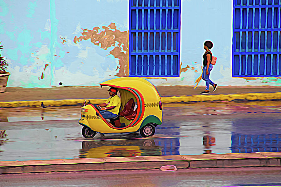 Cuban Tut Tut by Alice Gipson