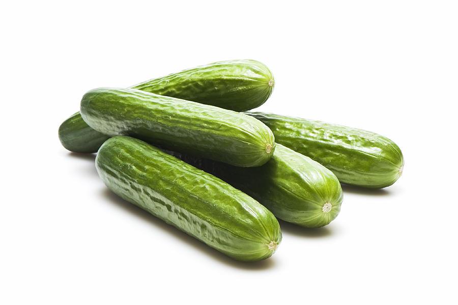 Cucumbers Photograph by EasyBuy4u