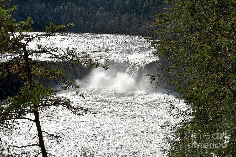 Cumberland Falls 18 by Phil Perkins