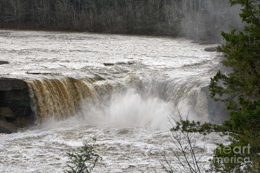 Cumberland Falls 19 by Phil Perkins
