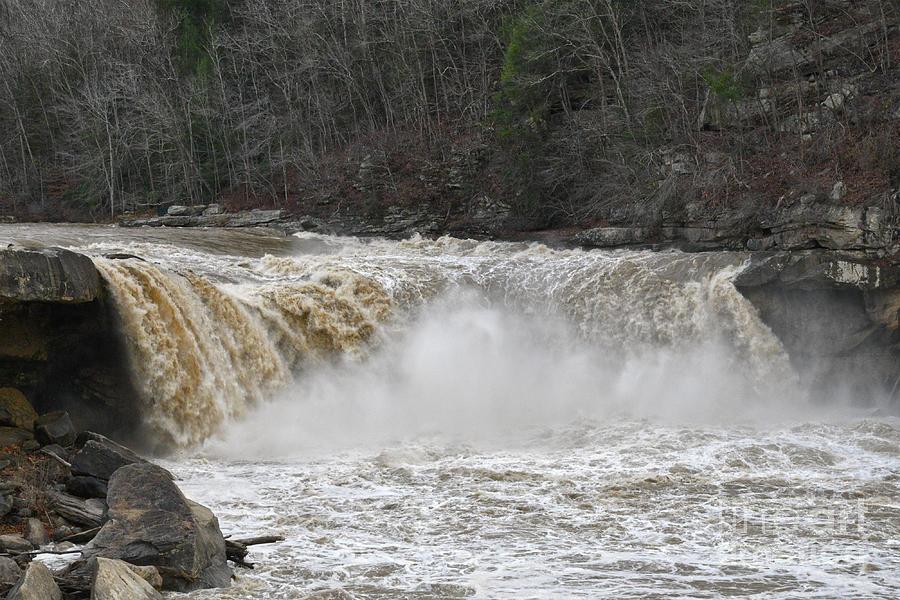 Cumberland Falls 20 by Phil Perkins
