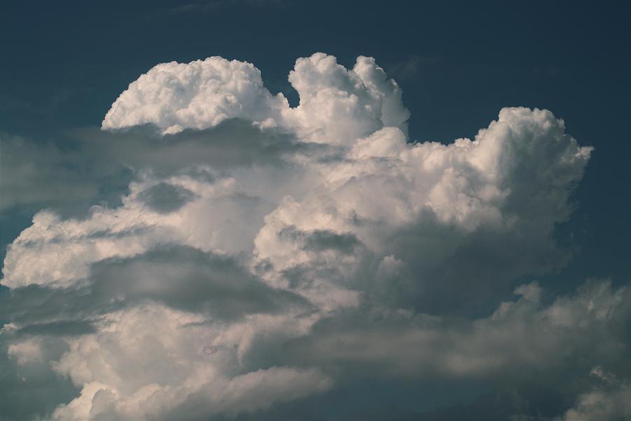 Cumulonimbus Cloud Photograph