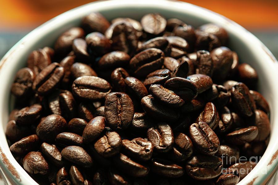 Cup Of Joe - Morning Coffee Photograph
