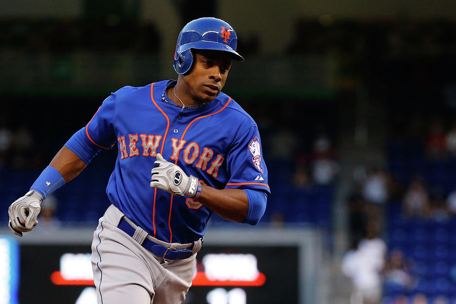 Curtis Granderson Photograph by Rob Foldy