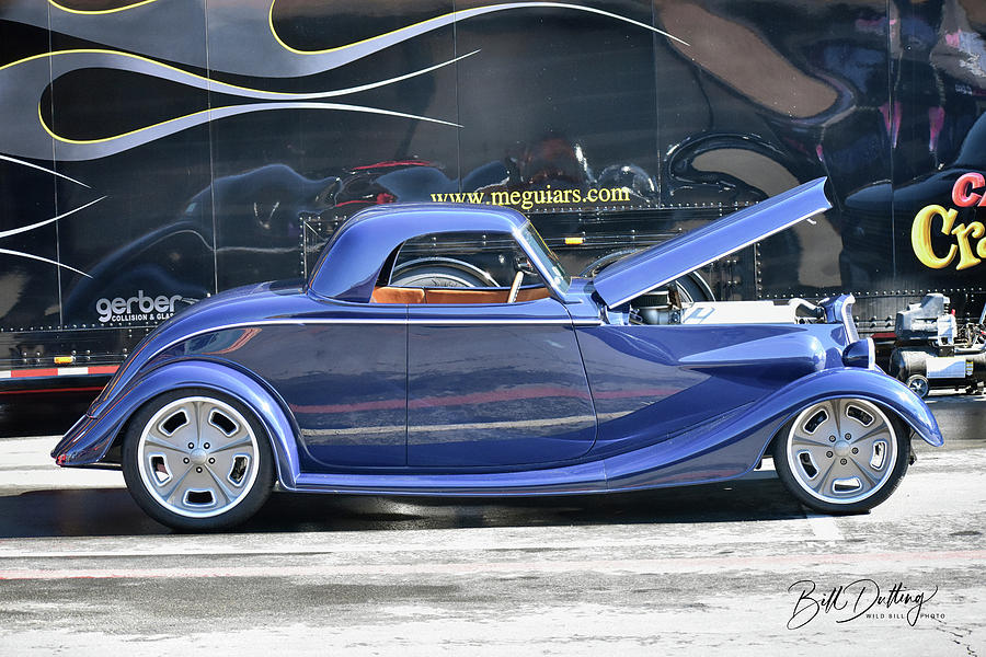 Custom Coupe by Bill Dutting
