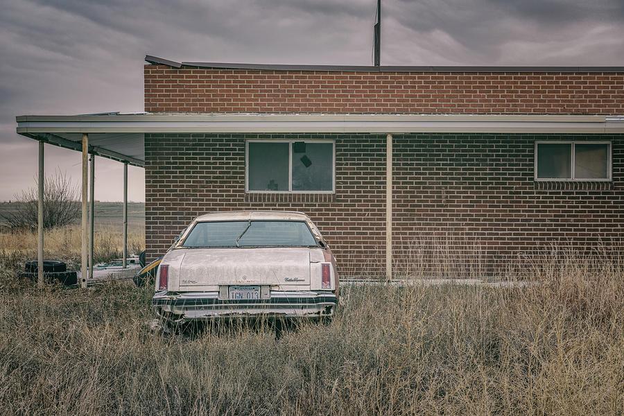 Cutlass Supreme Photograph - Cutlass Not So Supreme by Darren White