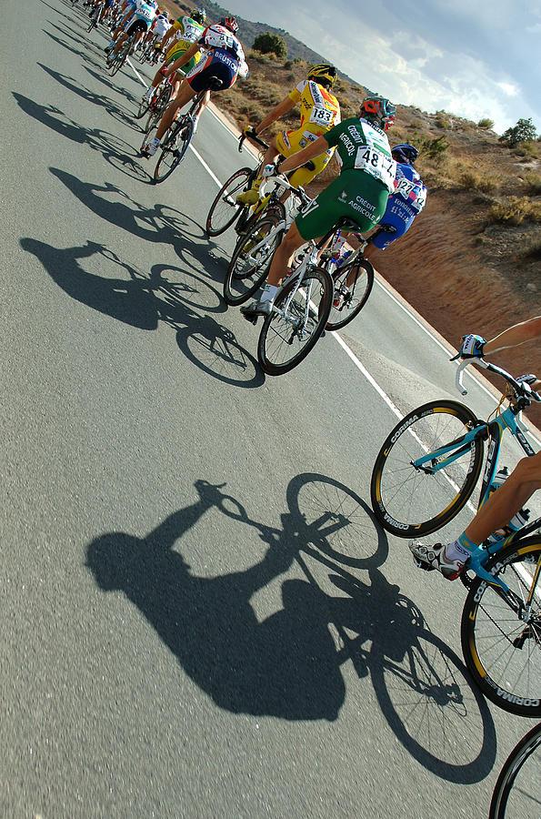 Cycling : Tour Of Spain / Stage 13 Photograph by Tim de Waele