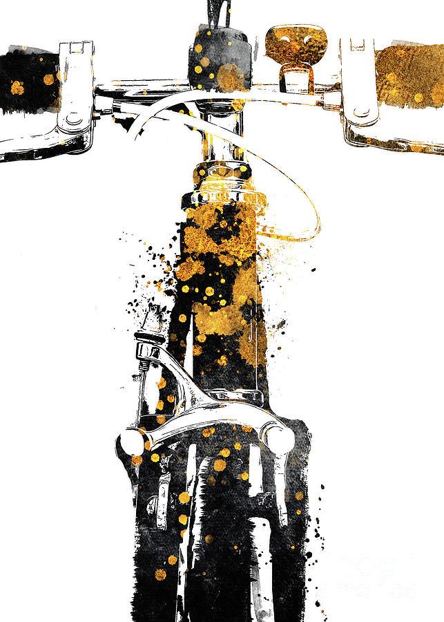 Cycling Bike Sport Art #cycling #sport Digital Art
