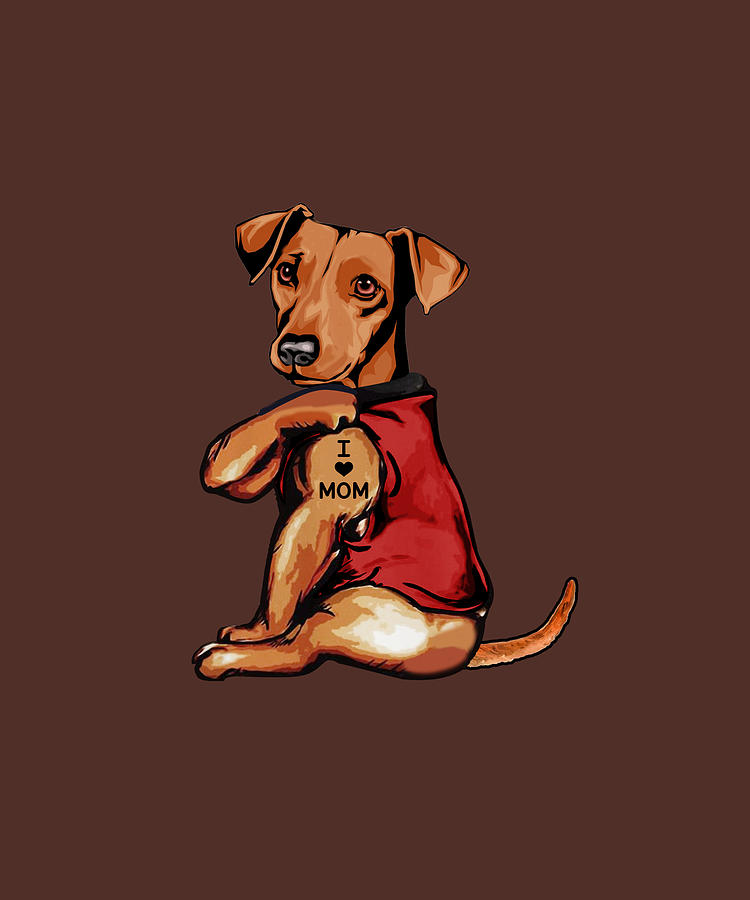 Weiner Dog Doxie Shirt Doxie Lover Name Tag Shirt Sausage Dog Dog Mom Wiener Dog Lover Shirt Dachshund Lover Shirt Doxie Mom