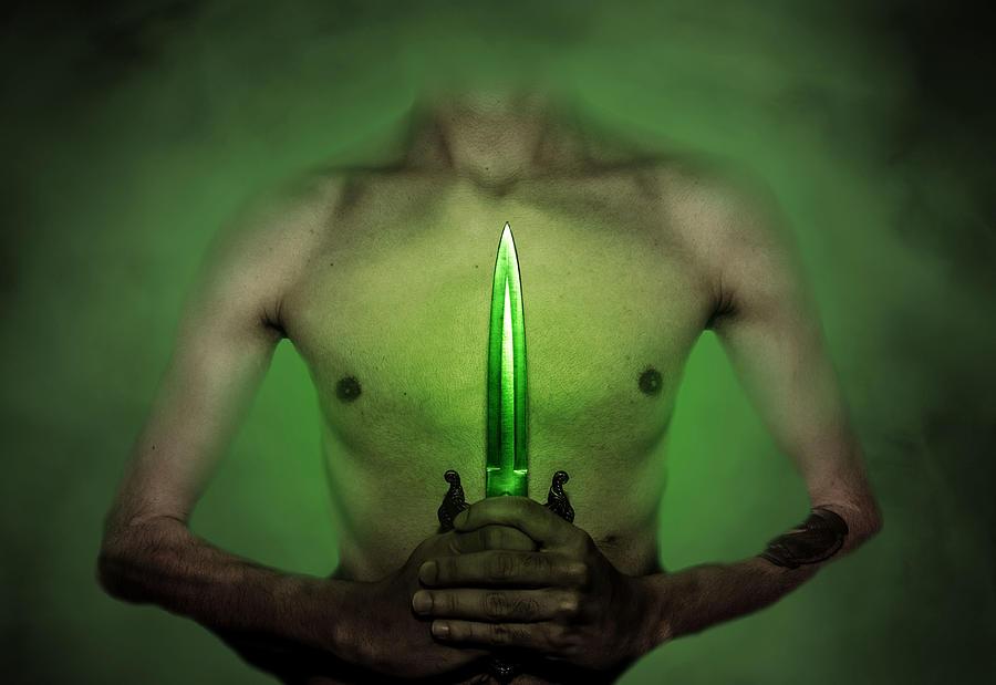 Dagger Fantasy Digital Art