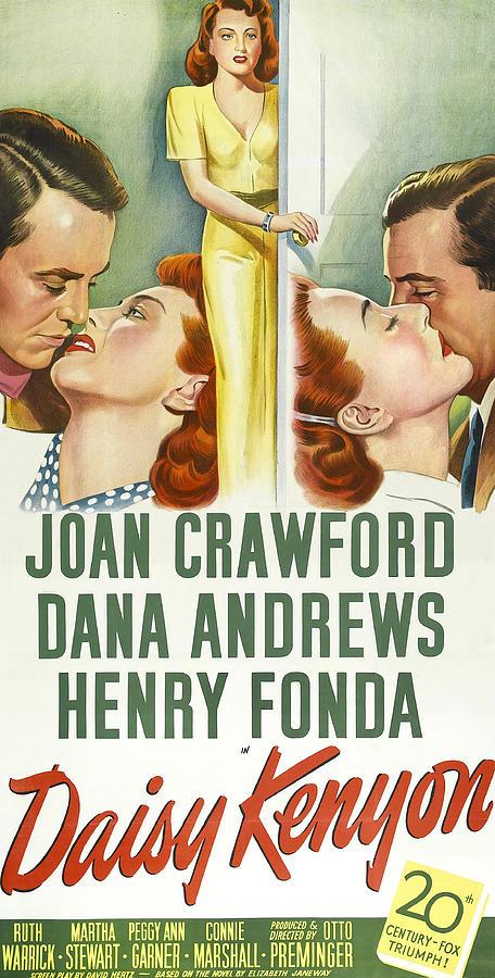 daisy Kenyon - 1948 Mixed Media