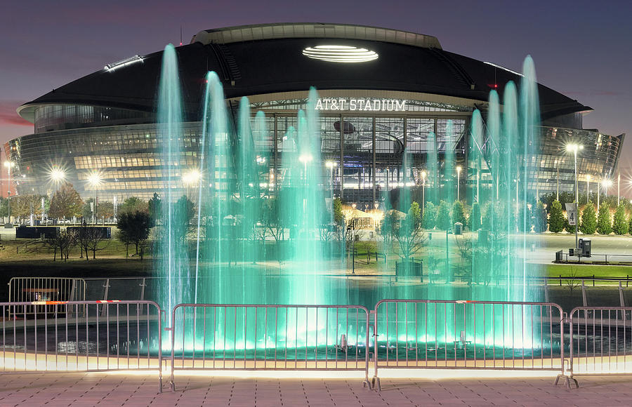 Dallas Cowboys Stadium 120219 by Rospotte Photography