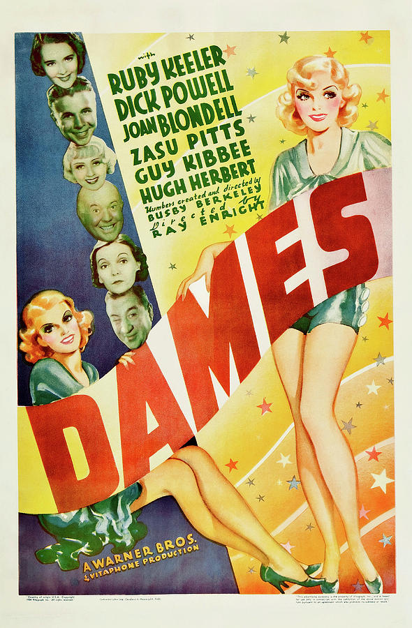 dames - 1950 Mixed Media