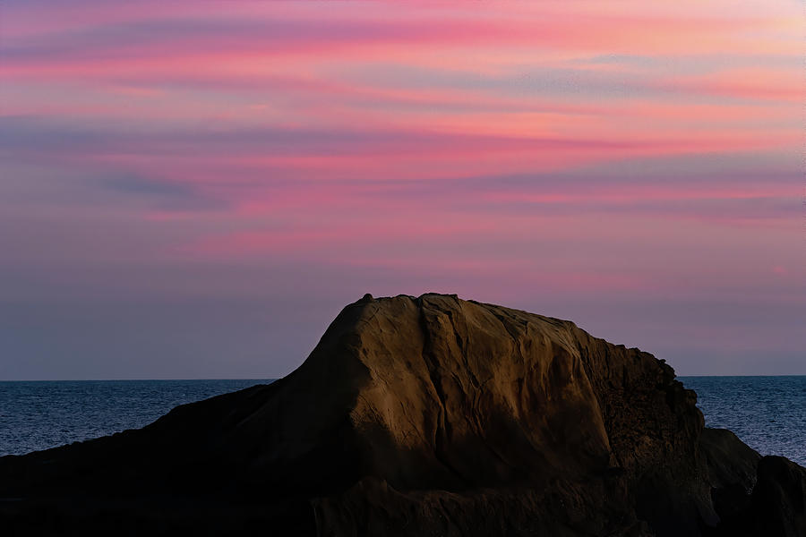 Dana Point Sunset 2 Photograph