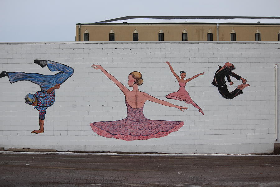 Dance Mural by Callen Harty