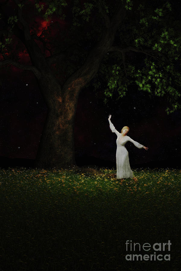 Dance of the Night by Clayton Bastiani