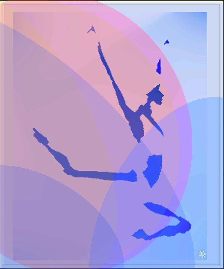 Dancer in pastel by Digital Painting