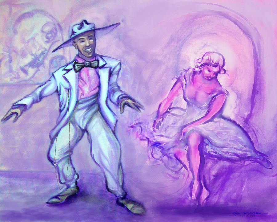 Dancers Digital Art