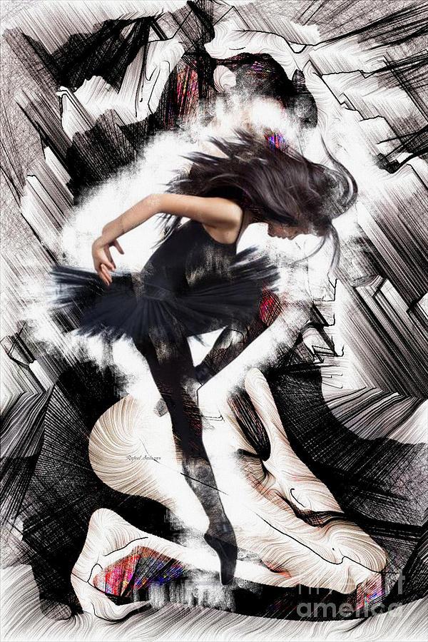 Dancing In My Dreams Digital Art