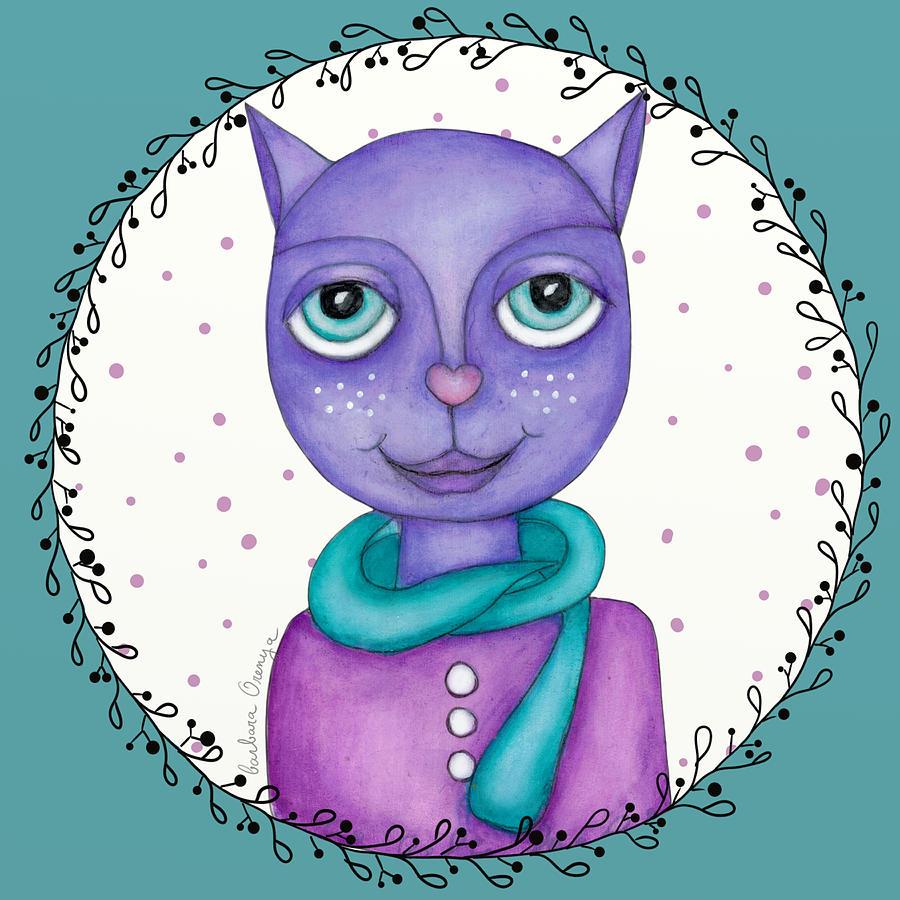 DandyCat by Barbara Orenya